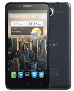 Alcatel One Touch Idol Duo