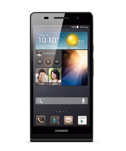Huawei Ascend P6 vergelijken