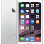 iPhone 6 plus 64GB zilver